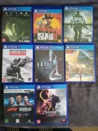 Jogos para PS4 e ps5