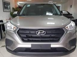 Hyundai Creta Action 2021 0 km pronta entrega!