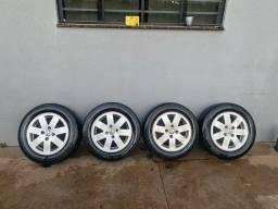 Vendo rodas aro 14.