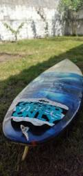 Prancha surf 6'0 completa borduda