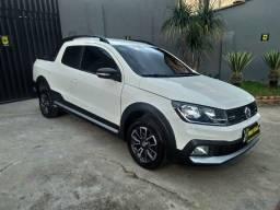 VW Saveiro Cross 1.6 Flex Cabine Dupla 2018 5 lugares ( Aceitamos troca e financiamos )