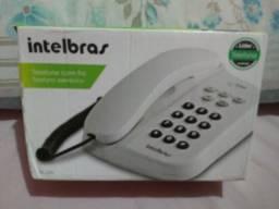 Aparelho Telefoneco com fio valor R$:29,00