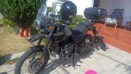 Título do anúncio: Moto Royal-enfield Himalayan