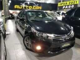 Título do anúncio: Toyota Corolla 2015 2.0 altis 16v flex 4p automático