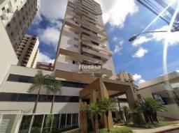 Apartamento para aluguel, 3 quartos, 1 suíte, 2 vagas, Centro - Uberlândia/MG