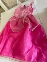 Vestido fantasia Princesa ? NOVO.