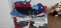 Lotinho de roupas Menino