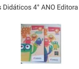 Livros Didáticos Editora Conquista