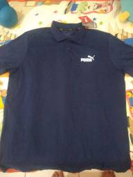 Camisa polo original da Puma tamanho G