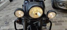 Conjunto Faróis Originais RK Harley