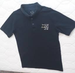 Camiseta Polo M Aleatory