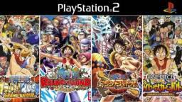 Coleção One Piece - PS2