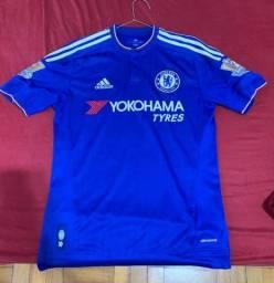 Camisa adidas Chelsea 2015/2016 N° 8 Oscar R$230