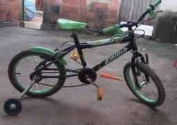 Bicicleta infantil aro 16 vendo por 130