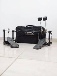 Pedal duplo MAPEX com case