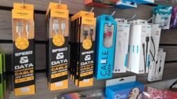 Cabos USB para Carregar o Celular! Temos Vários Modelos!