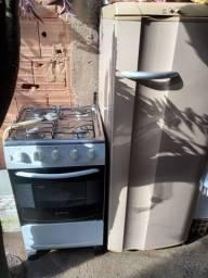 Vendo fogão é geladeira ou troco por celular