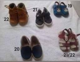 Sapatos infantis masculino