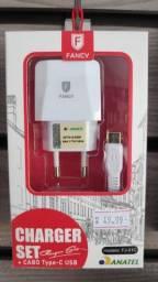 Carregadores Turbo USB para Celular! Temos Vários Modelos!