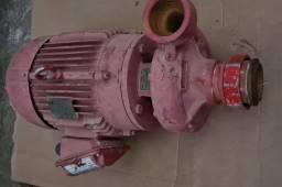 Bomba de água contra incêndio ou irrigação