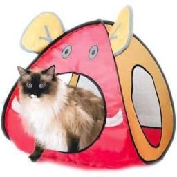 Brinquedo American Pets Tenda para Gatos<br>