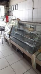 Balcões de padaria em ótimo estado