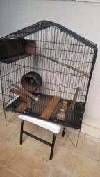 Gaiola Viveiro grande para pássaros (negociável)