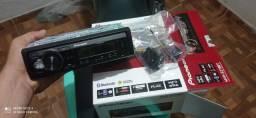 Aparelho de som Pioneer zero! Bluetooth usb aux!