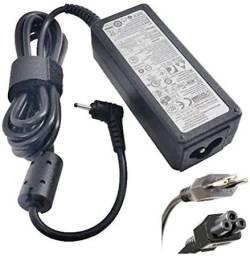 Carregador Fonte 19v 2.1a 40w Para Notebook Samsung Np350xaa