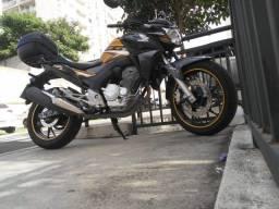 moto muito nova