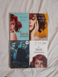 Livros seminovos romance