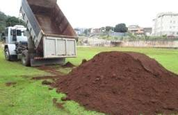 Caçamba Terra Vegetal ( R$ 70,00 o M3º) Oportunidade a Domicílio