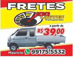Fretes - Carretos - Transportes