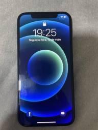 iPhone 12 64GB azul garantia ate 02/2022