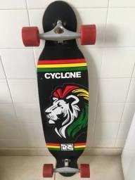 Skate Cyclone, rodas 85A. Lion of Judah. Reggae. Bob Marley.