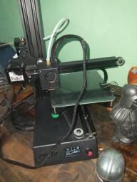 Impressora 3D zonestar em otimas condições