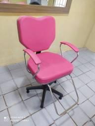 Cadeira profissional salão