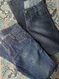 Título do anúncio: Calcas Jeans infantil