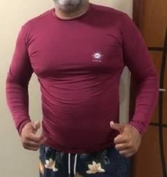 Camisa UV Proteção 50 Manga Longa