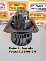 Motor Ar Forçado Vectra 2.2 1998 Gm01102020003a