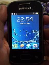 Vendo celular Samsung todo em ordem