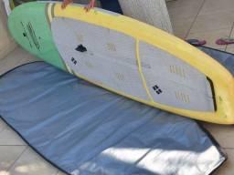 Stand Up (SUP) Rip Wave com remo Carbono