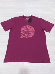 Camiseta Surf Hurley Vinho