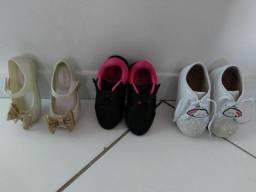 Tênis e sapatilha infantil