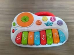 Teclado Brinquedo Musical