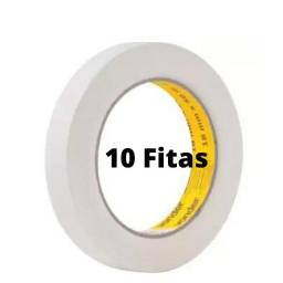 Título do anúncio: Kit c/ 10 Fita crepe 18mmx50m Vonder