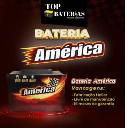 Baterias America 60 amperes