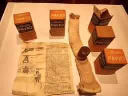 Pavio para lampião antigo Aladim! Com manual! Lote com 5. Estoque antigo! Antiguidade