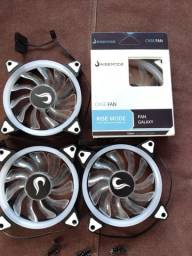 4 Cooler Fan Rise Mode 120mm