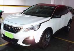 Peugeot 3008 Allure 2020 Branco